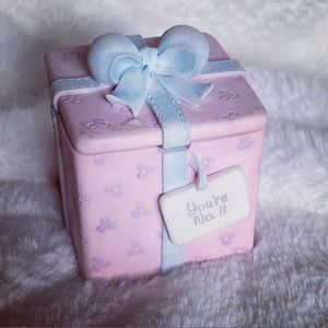 NEW without box Precious Moments Trinket Box